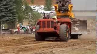 Allis Chalmers HD 41 Vintage Demonstration