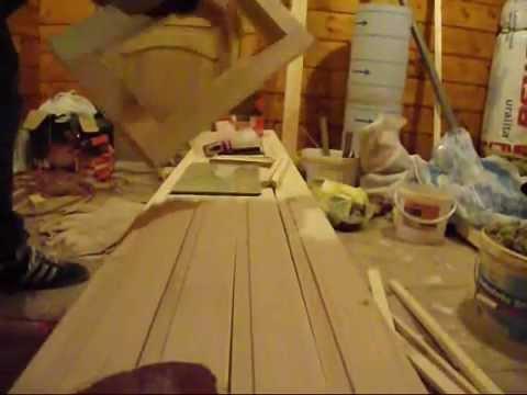 видео: Простое окно в парилку баню или сауну своими руками