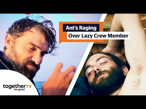 Ant Middleton's Left Raging By Lazy Crew Member | Mutiny