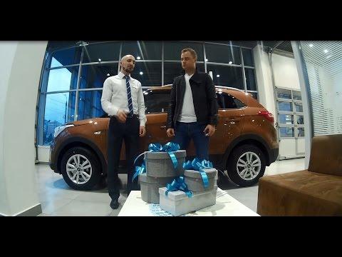 Вот как надо выдавать Hyundai Creta. Торжественная выдача