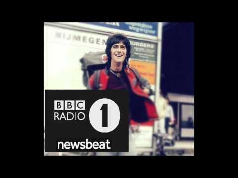 Gary Holton Death Report (BBC Radio 1   Midnight News 25-26.10.85)