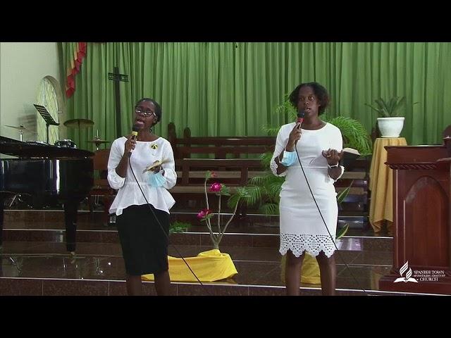 Spanish Town SDA Sabbath Worship Service