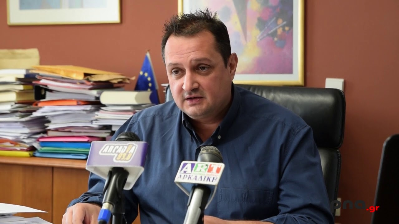 O Περιφερειακός Διευθυντής Παναγιώτης Πετρόπουλος μίλησε για την έναρξη της νέας σχολικής χρονιάς