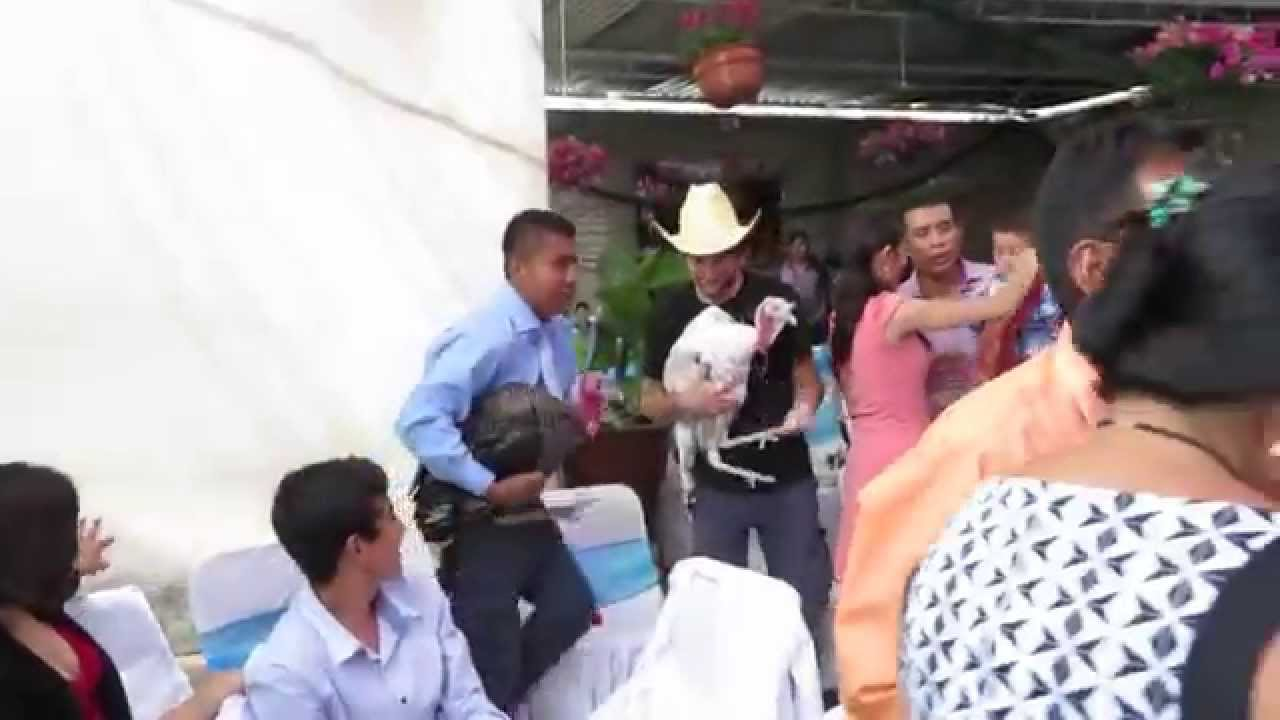 MEXICO The Most Crazy Wedding Tradition