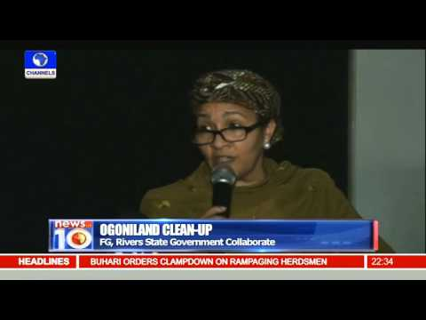 Ogoniland Clean-Up: FG, RIvers State Government Collaborate