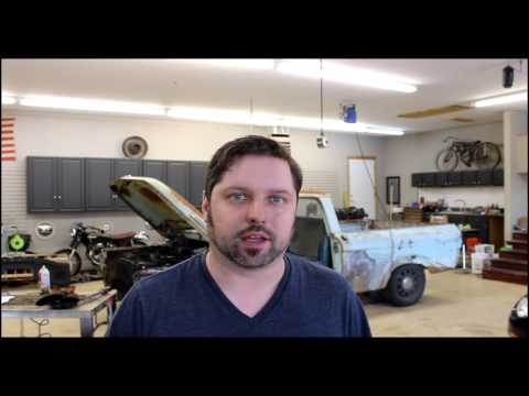 Repeat F100 to Crown Vic Frame Swap Ep 1 by River City