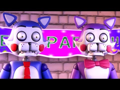 [FNAC SFM] Candy's Pizzeria Grand Opening! (Five Nights at Candy's Animation)
