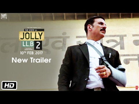 Jolly LL.B 2 | New Trailer | Akshay Kumar...