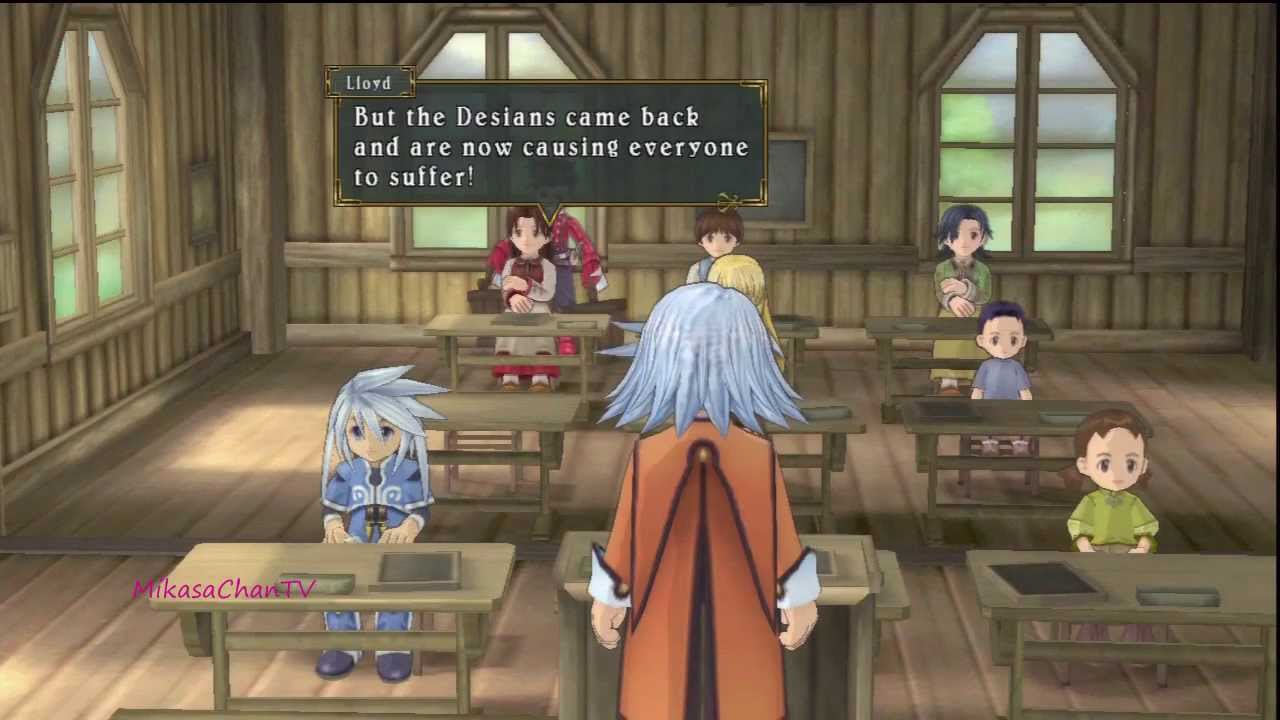 tales of symphonia ps3 guide