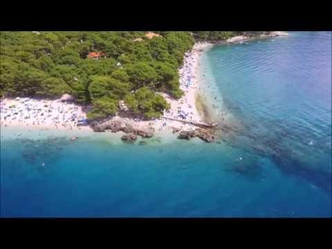2016.08 Chorwacja Riviera Makarska Brela PuntaRata SpeedBoat