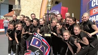 Now You Know-The championship story of the 2014-15 BYU Cougarettes