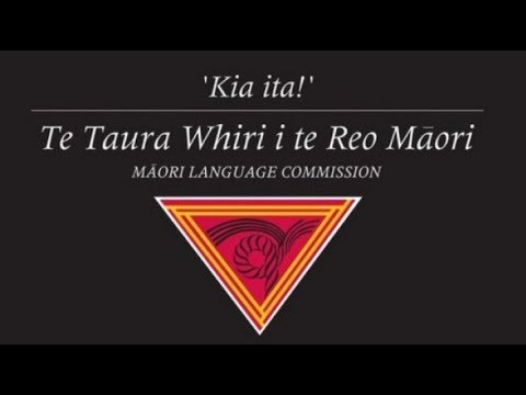 New Zealand Celebrates 30 Years since the recognition of the Maori Language (toru tekau nga tau)