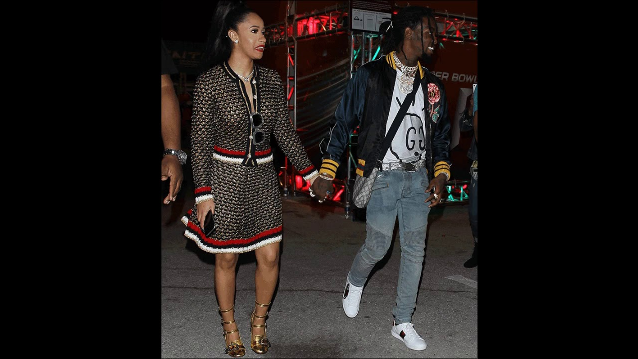 Cardi B Fiance: Is CARDI B Engaged To OFFSET? SEE THE RING (PICS)