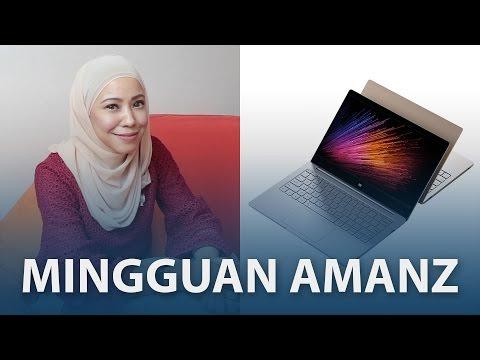 Mingguan Amanz - Xiaomi Mi Notebook, Prisma, PlayStation VR Malaysia