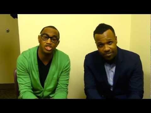 Jonathan Nelson & Vashawn Mitchell Interview - MorningChurch.com
