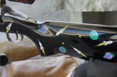 6mm PPC Benchrest shooting - Craziest Rifles