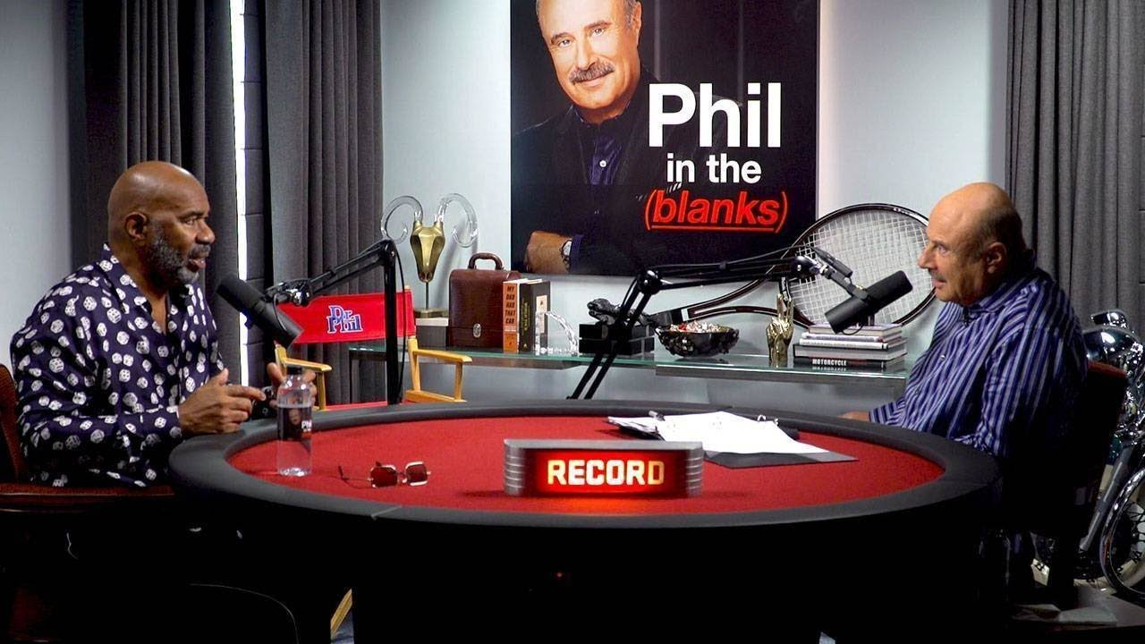Dr. Phil's Podcast 'Phil In The Blanks' Launches Today! image