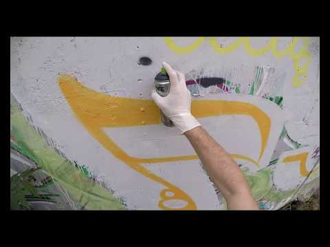 FAUESDER x TWO ACTIONS | GRAFFITI