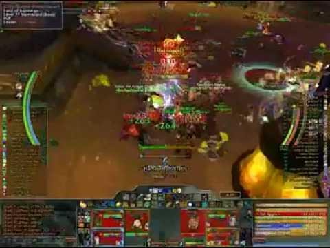 WoW Horde Raid to IF