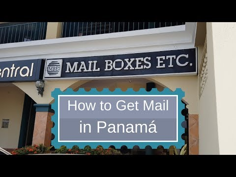 How to Panama: Ship and Receive Your Mail in Panama
