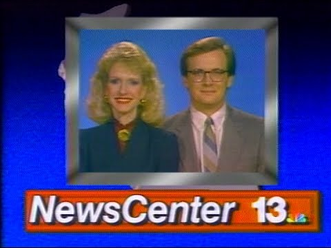 Uniroyal Goodrich Closing Newscenter 13 At Ten Special 1991