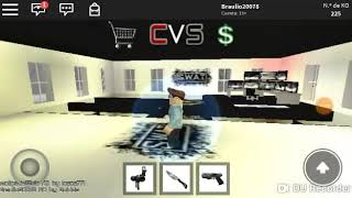 Jugando Roblox: criminal vs S.W.AT