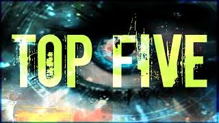 TOP FIVE REAL TELEKINETIC'S ON YOUTUBE! (Trebor Seven, Mark Mauvais, Michael Grubb)