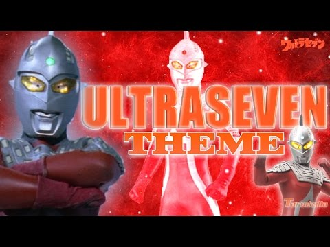 Ultraseven ( ウルトラセブン) Theme (SUB ESP)