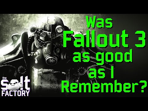Was Fallout 3 As Good As I Remember? Revisiting The Story, Mechanics And Side Quests