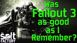Was Fallout 3 as good as I remember? - Revisiting the story, mechanics and side quests