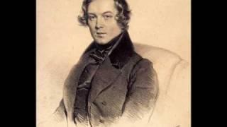 Robert Schumann Album für die Jugend Op 68 No8 Wilder Reiter