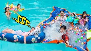 Top 5 Video Bể Bơi Hay ❤ Bài Học Hữu Ích - Trang Vlog