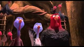 Free Birds Official Trailer 2013