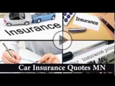 Car Insurance Quotes Mn Awesome Car Insurance Quotes MN YouTube