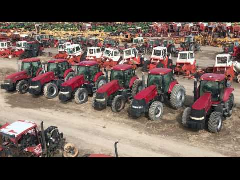 Dismantled Machine Parts available at Nyssa Tractor