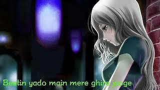 short lyrics video ! laut ke aana tera ! whatsapp status