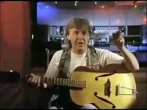 Paul McCartney - Twenty Flight Rock