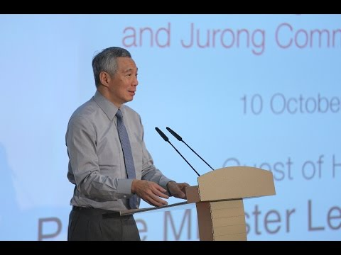 Opening of Ng Teng Fong General Hospital and Jurong Community Hospital