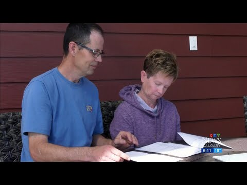 Alberta couple gets huge insurance bill after their postal code changes... but they didn't move