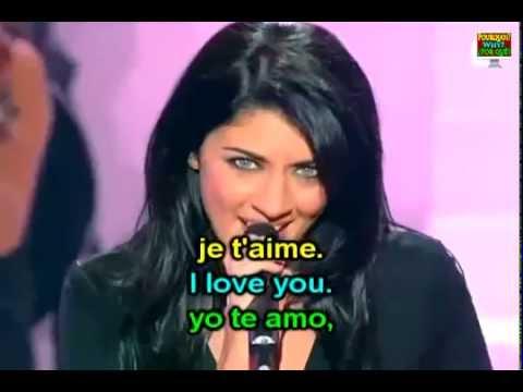 L'amour est un oiseau rebelle - Nolwenn Leroy - Carmen Habanera - French & English Lyrics Paroles