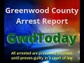 Greenwood County Arrest Photos for Jan 9, 2019