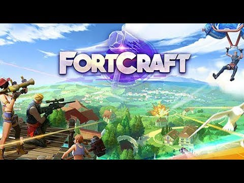 FORTCRAFT:PLAGIAT FORTNITE !