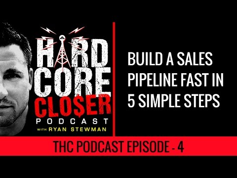 Build A Sales Pipeline Fast In 5 Simple Steps - How To Build A Sales Pipeline Today