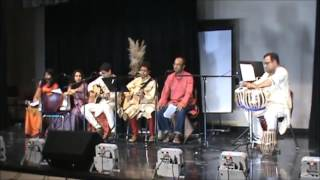 Purbasha Durga Puja-2016 - Group Songs Program
