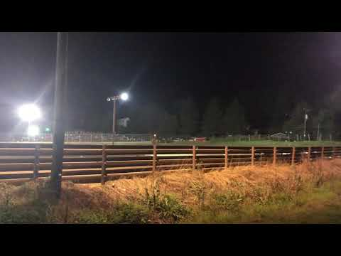 Ohio valley speedway gibbys dirt championship race