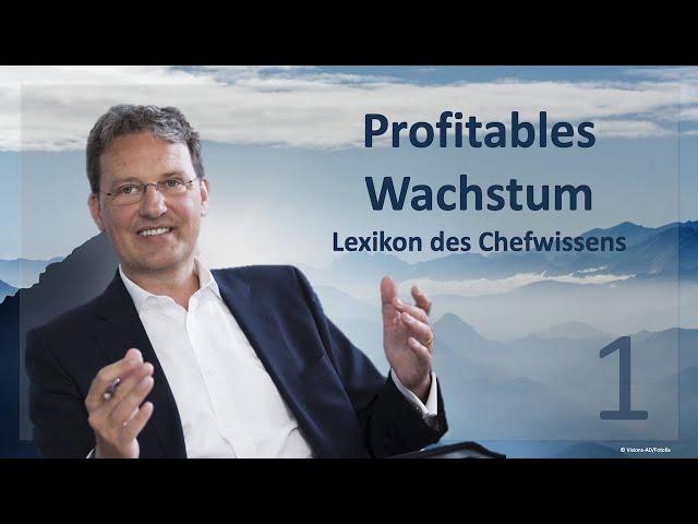 Episode 1: Profitables Wachstum