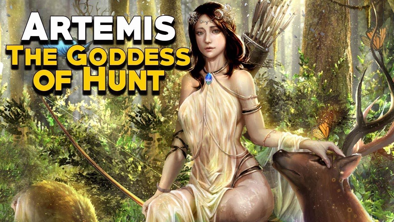 Artemis: The Goddess of Hunt - The Olympians - Greek ...
