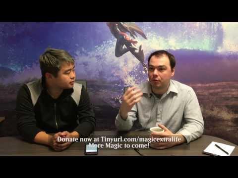 Extra Life Ask Wizards - Ian Duke
