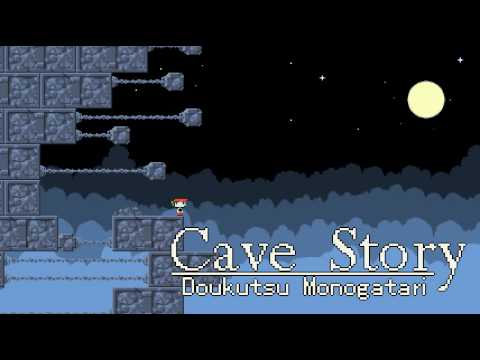 Cave Story OST - T24: Moonsong (Outer Wall)