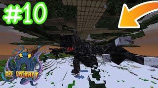 ศึกครั้งใหญ่!! ปะทะ mobzilla! - Minecraft Crazy Craft #10